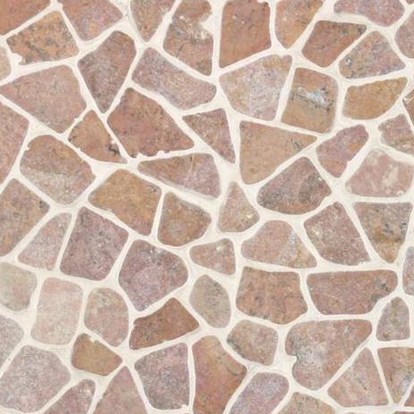 Nobil Stone Mozaïek Venetian Floors Capri rosa-0