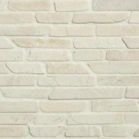 Nobil Stone Mozaïek Muri Venitian white-0