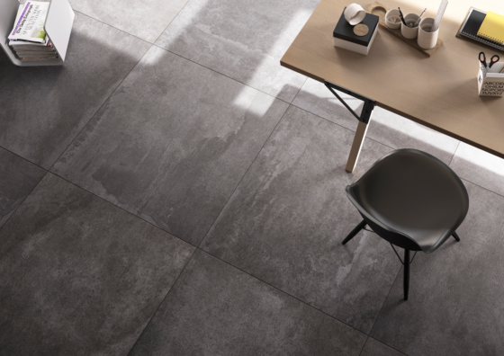 Imola Oficina 60x60 Dark Grey-1709