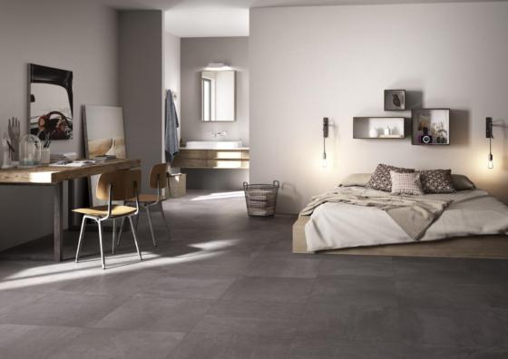 Imola Oficina 90x90 Grey-1724
